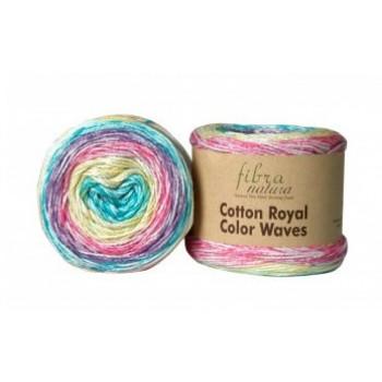 Fibra natura Cotton Royal Color Waves