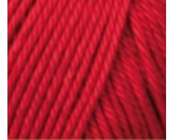 105-08 rot - LUXOR 100% Baumwolle fibra natura - 50g
