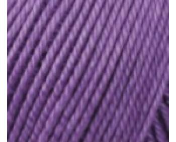 105-10 lila - LUXOR 100% Baumwolle fibra natura - 50g