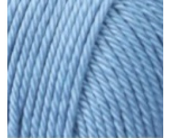105-11 blau - LUXOR 100% Baumwolle fibra natura - 50g