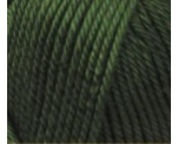 105-18 oliv - LUXOR 100% Baumwolle fibra natura - 50g