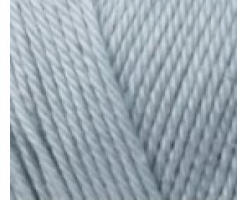 105-23 grau - LUXOR 100% Baumwolle fibra natura - 50g