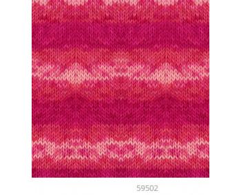 Farbe 59502 - Mercan Batik Microfaserwolle 100g