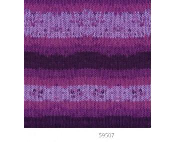 Farbe 59507 - Mercan Batik Microfaserwolle 100g