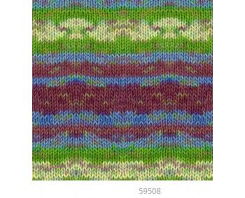 Farbe 59508 - Mercan Batik Microfaserwolle 100g