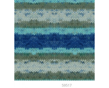 Farbe 59517 - Mercan Batik Microfaserwolle 100g