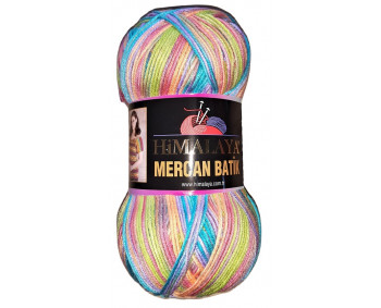 !NEU! Farbe 59529 - Mercan Batik Microfaserwolle 100g