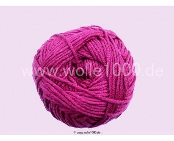 Farbe 52913 beere - Mercan Uni Microfaserwolle 100g