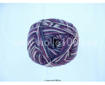 Farbe 120-02 - lila-flieder-natur - Himalaya Socks Bamboo Sockenwolle 100g