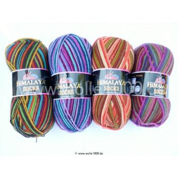 Himalaya Socks