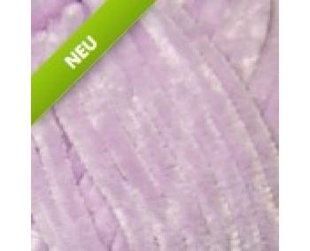 Farbe 90005 flieder - Himalaya Velvet  100g - Chenille Garn