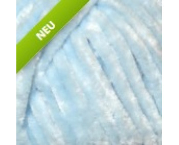 Farbe 90006 hellblau - Himalaya Velvet  100g - Chenille Garn