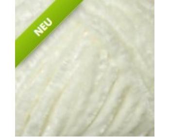Farbe 90008 natur - Himalaya Velvet  100g - Chenille Garn