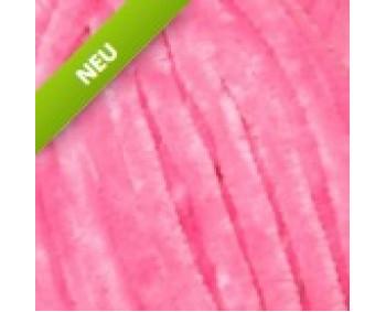 Farbe 90009 rosa - Himalaya Velvet  100g - Chenille Garn