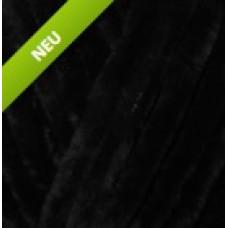 Farbe 90011 schwarz - Himalaya Velvet  100g - Chenille Garn