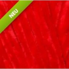 Farbe 90018 rot - Himalaya Velvet  100g - Chenille Garn