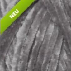 Farbe 90020 mittelgrau - Himalaya Velvet  100g - Chenille Garn