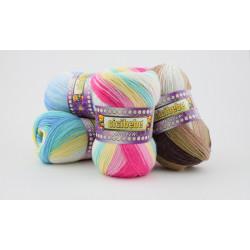 Cicibebe Batik - Crazy Color