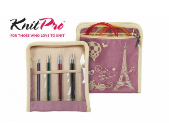 KnitPro Royale - Midi Set in Tasche