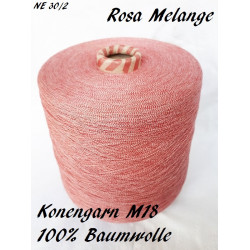 100% Baumwolle - Melange