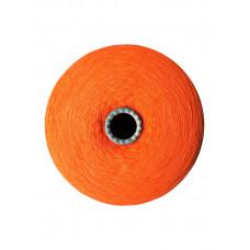 !NEU! Konengarn Stärke 30/2 Nm - Farbe Neonorange - ca. 1300g  Sonderfarbe