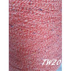 100% Baumwolle - Tweed