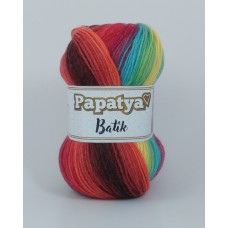 !NEU! 554-39 - Papatya Batik - Crazy Color 100g