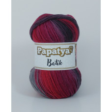 !NEU! 554-42 - Papatya Batik - Crazy Color 100g