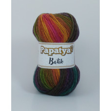 !NEU! 554-43 - Papatya Batik - Crazy Color 100g