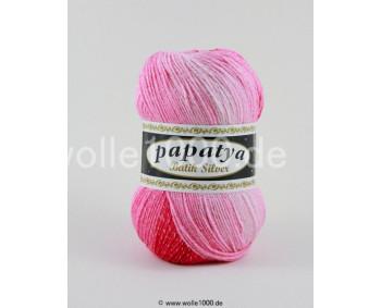 555-05 - Papatya Batik Silver - pinktöne 100g