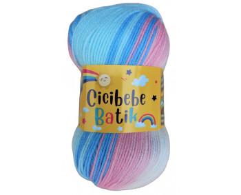 !NEU! 550-221 - Cicibebe - Crazy Color 100g