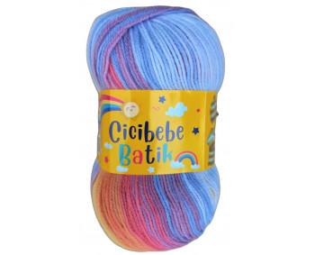 !NEU! 550-33 - Cicibebe - Crazy Color 100g