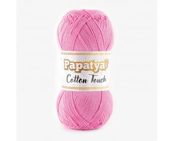 Farbe 0230 rosa - Papatya Cotton Touch - 100g