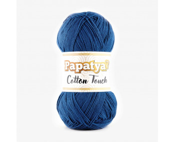 Farbe 0480 marine - Papatya Cotton Touch - 50g