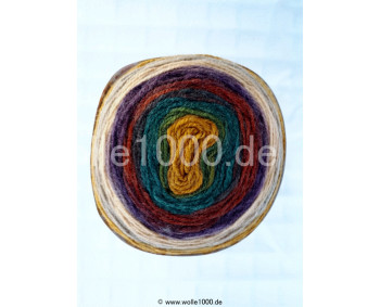 Farbe 215 - Papatya CAKE Wool - 150g