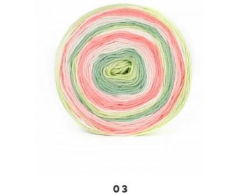 !NEU! Papatya Sundae - 100g - Farbe 03 - Microfaser