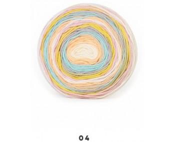 !NEU! Papatya Sundae - 100g - Farbe 04 - Microfaser