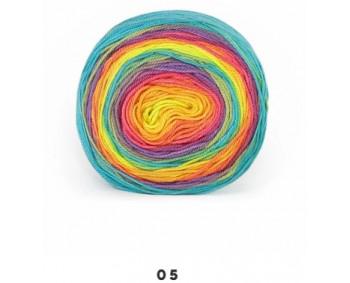 !NEU! Papatya Sundae - 100g - Farbe 05 - Microfaser
