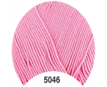 Farbe 5046 rosa - Almina Baumwolle 50g