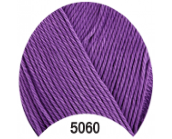 Farbe 5060 lila - Camilla Baumwolle 50g