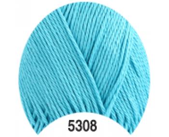 Farbe 5308 türkis - Camilla Baumwolle 50g
