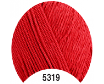 Farbe 5319 rot - Camilla Baumwolle 50g