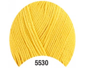 Farbe 5530 gelb - Camilla Baumwolle 50g