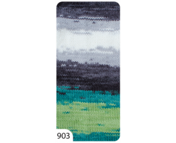 Farbe 903 - Ören Bayan Favori Batik 100g