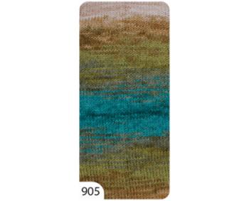 Farbe 905 - Ören Bayan Favori Batik 100g
