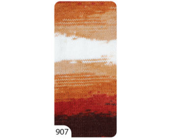 Farbe 907 - Ören Bayan Favori Batik 100g