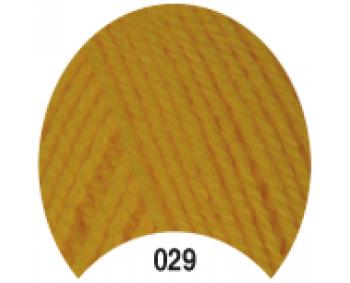 Farbe 029 gelb - Ören Bayan Super Baby 100g