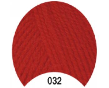 Farbe 032 rot - Ören Bayan Super Baby 100g