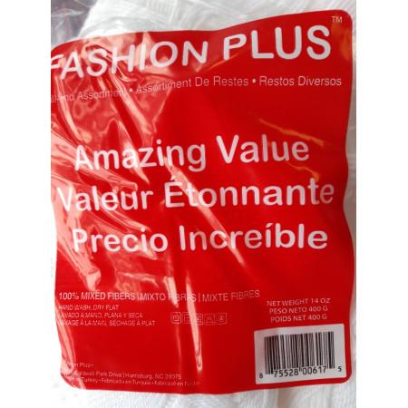 ! Fashion-Plus ! Überraschungspaket - Bastelgarn - 400g Beutel - alles ist möglich !!!