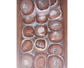 !Bastelgarn! Sonderposten 2er Pack - 2 x 180g - Cake Yarn - M03